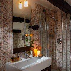 Отель Alle Guglie Италия, Венеция - 1 отзыв об отеле, цены и фото номеров - забронировать отель Alle Guglie онлайн ванная фото 2