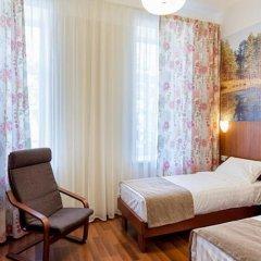 Hotel Cherniy Prud комната для гостей фото 5