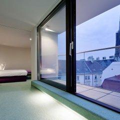 Hotel König von Ungarn балкон