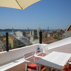 Апарт-Отель 54 Santa Catarina Boutique балкон фото 2