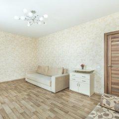 Апартаменты Central Park в центре Тюмени Улучшенные апартаменты с различными типами кроватей фото 11