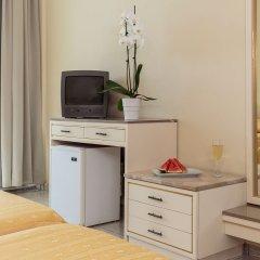 Aquarium Hotel Родос комната для гостей фото 8