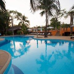 Отель Pinnacle Samui Resort бассейн фото 4