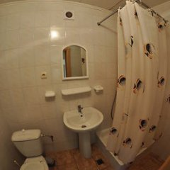 Tourist Hotel ванная фото 2