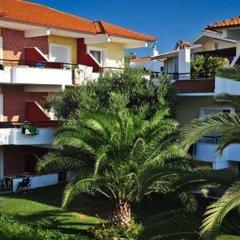 Отель Kapsohora Inn Hotel Греция, Пефкохори - отзывы, цены и фото номеров - забронировать отель Kapsohora Inn Hotel онлайн бассейн