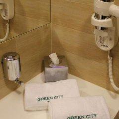Гостиница Грин Сити ванная фото 3