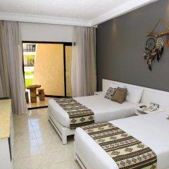 Отель Meraki Resort (Adults Only) 4* Номер Triple trouble с различными типами кроватей фото 4