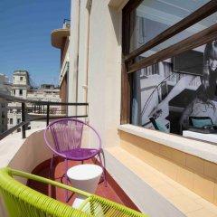 Отель Casual Vintage Valencia 2* Номер Стандартный с различными типами кроватей фото 19
