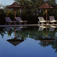 Ariti Grand Hotel Corfu Корфу приотельная территория