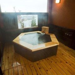 Отель Tokunoyado Fubuan Беппу ванная
