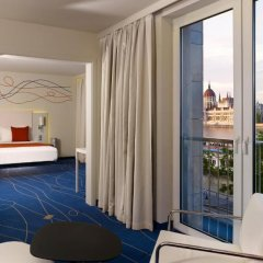 Отель art'otel budapest, by Park Plaza 4* Люкс Art фото 4