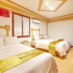 Rainbow Hotel Сеул комната для гостей