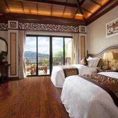 Отель Vinpearl Luxury Nha Trang 5* Вилла Duplex с различными типами кроватей