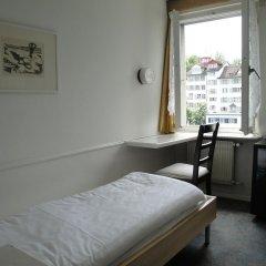 Отель KRONELIMMATQUAI Швейцария, Цюрих - 1 отзыв об отеле, цены и фото номеров - забронировать отель KRONELIMMATQUAI онлайн комната для гостей фото 5