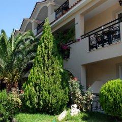 Отель Letsos Hotel Греция, Закинф - отзывы, цены и фото номеров - забронировать отель Letsos Hotel онлайн вид на фасад фото 2