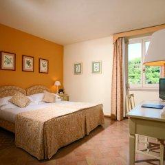 Отель Parkhotel Villa Grazioli 4* Люкс с различными типами кроватей