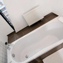 Отель Amberton Klaipeda Литва, Клайпеда - 10 отзывов об отеле, цены и фото номеров - забронировать отель Amberton Klaipeda онлайн ванная