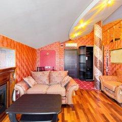 Гостиница Хитровка Люкс с различными типами кроватей фото 5
