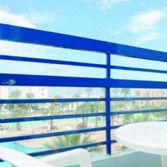 Отель Papantonia Apts Кипр, Протарас - отзывы, цены и фото номеров - забронировать отель Papantonia Apts онлайн балкон