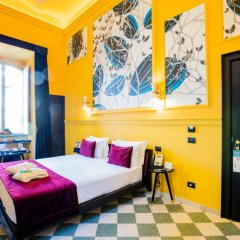 Roma Luxus Hotel 5* Номер Делюкс с различными типами кроватей фото 2