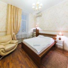 Гостиница KvartiraSvobodna Tverskaya комната для гостей фото 6