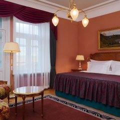 Гостиница Националь Москва 5* Студия разные типы кроватей фото 4