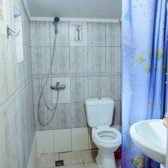 Гостиница «Агат» ванная фото 3