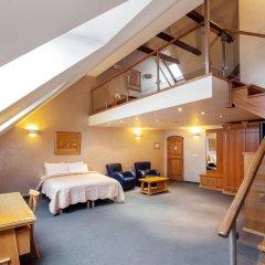 Апартаменты Atrium Suites Номер Комфорт с различными типами кроватей