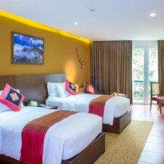 BB Hotel Sapa Шапа комната для гостей