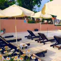 Отель Golden Beach Греция, Ситония - отзывы, цены и фото номеров - забронировать отель Golden Beach онлайн бассейн фото 6