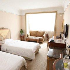 Отель Chongqing Hotel Китай, Пекин - отзывы, цены и фото номеров - забронировать отель Chongqing Hotel онлайн комната для гостей фото 9