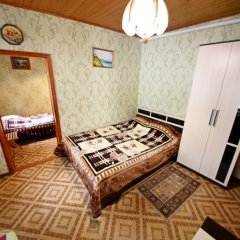 Гостиница на Черноморской Стандартный номер с различными типами кроватей фото 4