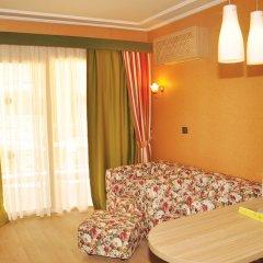Отель Exelsior Beach Aparthotel комната для гостей