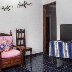 Отель Hostel Paradise Bed&Breakfast Мексика, Канкун - отзывы, цены и фото номеров - забронировать отель Hostel Paradise Bed&Breakfast онлайн комната для гостей фото 5