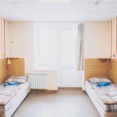 Хостел Енот Номер категории Эконом с различными типами кроватей