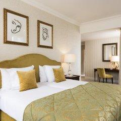 Hotel Dukes' Palace Bruges 5* Люкс повышенной комфортности с различными типами кроватей