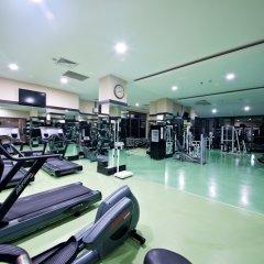 Limak Atlantis Deluxe Hotel фитнесс-зал
