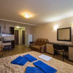 Одеон Отель Апартаменты фото 6