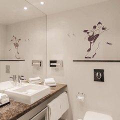 Отель Tivoli Hotel Дания, Копенгаген - 3 отзыва об отеле, цены и фото номеров - забронировать отель Tivoli Hotel онлайн ванная