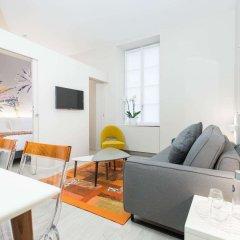 Отель Palais Saleya Boutique Hôtel 4* Люкс повышенной комфортности с различными типами кроватей фото 4
