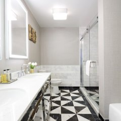 Отель Chamberlain West Hollywood ванная