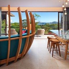 Отель W Costa Rica - Reserva Conchal 3* Люкс Cool corner с различными типами кроватей