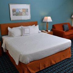 Отель Fairfield Inn & Suites Effingham комната для гостей фото 4