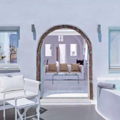 Canaves Oia Hotel 5* Люкс Премиум с различными типами кроватей фото 3