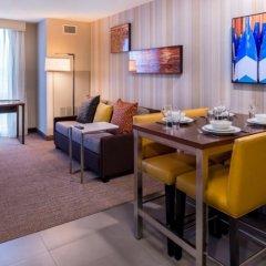 Отель Residence Inn by Marriott Seattle University District 3* Люкс с 2 отдельными кроватями