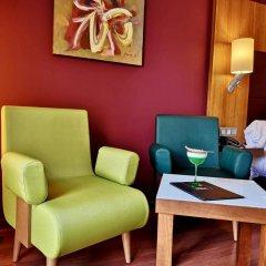 Отель Regente Aragón 4* Улучшенный номер с различными типами кроватей фото 4