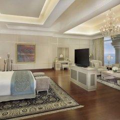 Отель Waldorf Astoria Dubai Palm Jumeirah 5* Люкс Премиум с различными типами кроватей