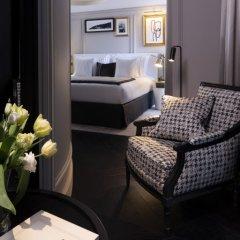 Отель и Спа Le Damantin Номер Делюкс фото 11