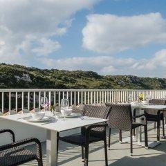 Отель Paradis Blau Испания, Кала-эн-Портер - отзывы, цены и фото номеров - забронировать отель Paradis Blau онлайн балкон фото 4