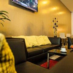 Отель DANSAERT Брюссель интерьер отеля фото 2